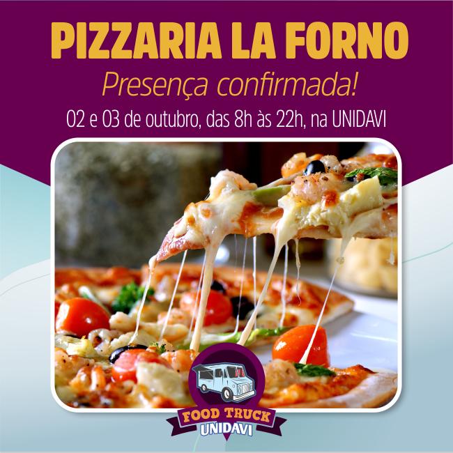 Pizzaria La Forno