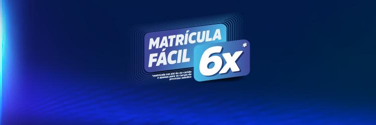 Banner do Card de Matrícula Fácil