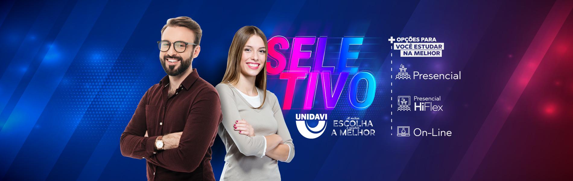 Banner Seletivo 2021