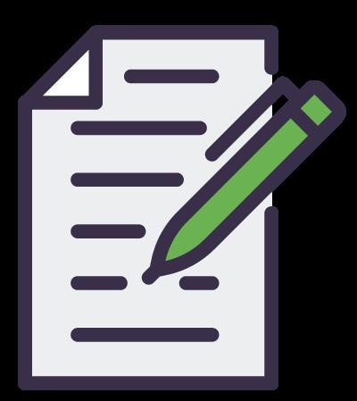 Icone de DIRF Declaração de Imposto de Renda Pessoa Física